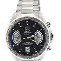 TAG Heuer Grand Carrera Cal 17 Stainless Steel