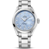 Omega Seamaster Aqua terra  Stainless Steel watch 231.10.34.20...