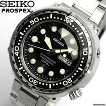 Seiko SBBN015 Tuna Quartz Prospex Marine Master  Diver Watch