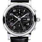 Montblanc Star Chrono GMT Automatico NUOVO art. Nr257