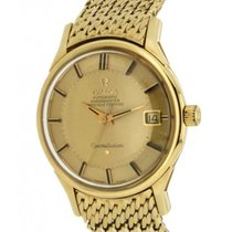 Omega Constellation 168005/6 In Oro Giallo, 34mm
