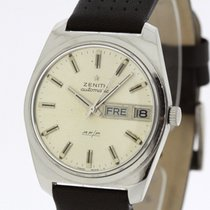 Zenith AF/P Vintage Men's Automatic Watch Cal. 405 Running...