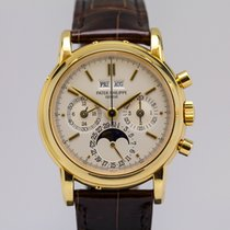 Patek Philippe Perpetual Calendar Chronograph 3970