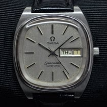 Omega SEAMASTER DAY DATE AUTOMATIC AUTHENTIC  WRISTWATCH