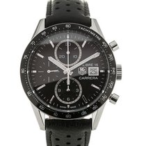 TAG Heuer Carrera 41 Automatic Chronograph Leather