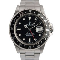 Rolex GMT Master II, with Black Insert, Ref: 16700