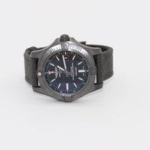 Breitling Avenger Blackbird Automatic Black Dial Titanium 44