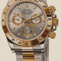 Rolex Daytona Cosmograph 40mm Steel and Yellow Gold