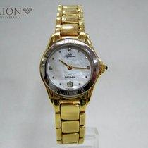 Delma 18k - Platinum - 3 diamonds