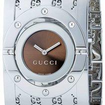Gucci 112 The Twirl Women's Watch YA112401