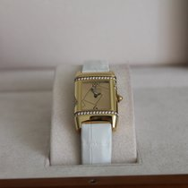 Jaeger-LeCoultre Reverso Florale Joaillerie or Jaune