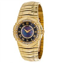 Piaget Tanagra 17043 M 401D Men's Watch in 18K Yellow Gold...