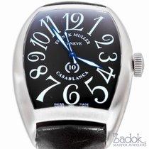 Franck Muller Geneve Watch Limited Edition 411/500 Casablanca...