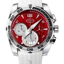 Parmigiani Fleurier Pershing 002 Stainless Steel Men's Watch