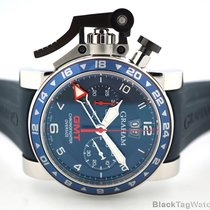 Graham GMT Oversize Chronofighter Big Date Blue 2OVGS.U06A