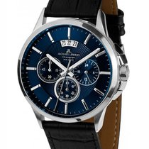 Jacques Lemans 1-1542G Sydney Chronograph Herren 42mm 10ATM