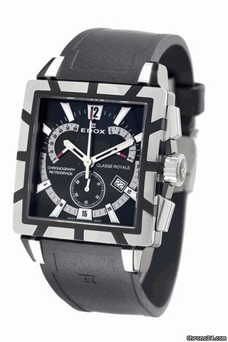 Edox Classe Royale Mens Watch 01504 357N NIN