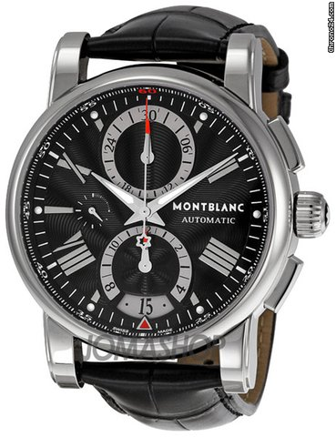 Montblanc Star Chronograph GMT Automatic Mens Watch 102377
