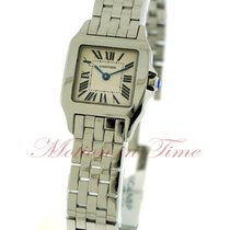 Cartier Santos Demoiselle Small, Silver Dial - Stainless Steel...