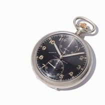 Alpina A. Lünser Chronograph Pocket Watch