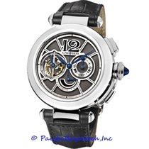 Cartier Pasha Tourbillon Chronograph W3030013 Limited Edition