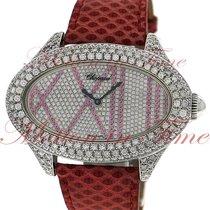 Chopard Montres Dame Cats Eye, Diamond Dial, Diamond Case -...