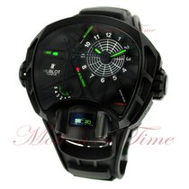 "Hublot Key of Time MP-02 Vertical Flying Tourbillon ""Disco..."