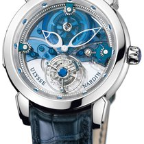 Ulysse Nardin Royal Blue Mystery Tourbillon 41mm 799-81
