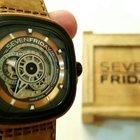 Sevenfriday [Indonesia] P2B/3 New Woody II Very Rare Li...
