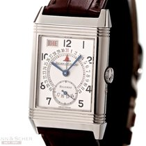 Jaeger-LeCoultre Reverso Date Ref-270836 Stainless Steel Box...