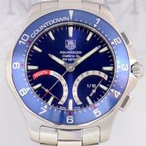 TAG Heuer Aquaracer Calibre S Chronograph Regatta Countdown 1/10