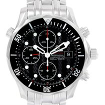 Omega Seamaster Bond Automatic Chronograph Watch 213.30.42.40....