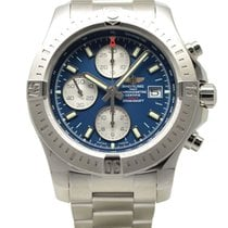 Breitling Colt Chronograph 44 Stainless Steel Automatic Watch...