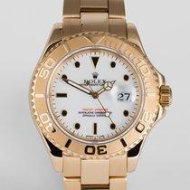 """롤렉스 (Rolex) Yacht-Master Yellow Gold - """"Full Set"""""""