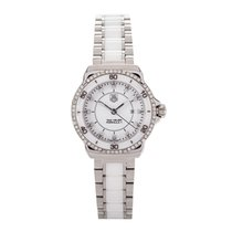 TAG Heuer Formula 1 32mm Date Quartz Ladies Watch Ref WAH1313....