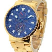 Ulysse Nardin Maxi Marine Chronometer with Diamond Bezel