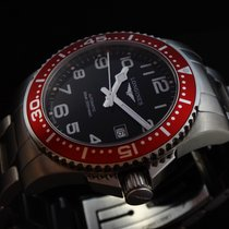 Longines Hydro Conquest Diver Watch L3.695.4