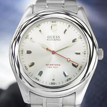 Guess Waterpro Beautiful Mens Stainless Steel Quartz Sports...