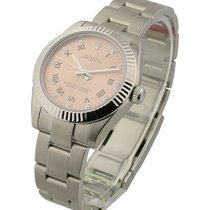 Rolex Unworn 177234 Mid Size No Date with Oyster Bracelet -...