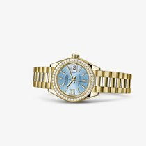Rolex Datejust Ladies Cornflower