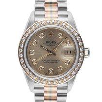Rolex Datejust Lady Tridor vintage year 1991