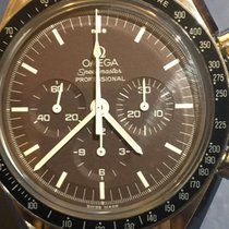 Omega Speedmaster Chronograph Brown Chocolate
