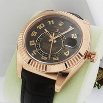 Rolex Sky Dweller 326135 Oyster Perpetual Rose Gold