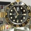 Rolex 2013 GMT Master II Steel and Yellow Gold 116713 LN