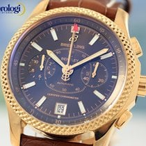 Breitling for Bentley Mark VI 18K Solid Rose Gold 42mm Chrono...