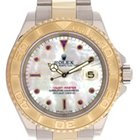 Rolex Men's Rolex Yacht-Master Watch 16623 Mother-Of-Pearl...
