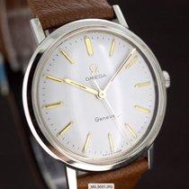 Omega Geneve Handaufzug White Dial Kaliber 601 Anno 1967