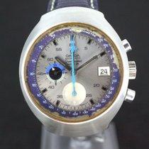 Omega Speedmaster Jedi Chronograph White Dial
