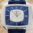 Elgin Rare Mens Vintage Beautiful Collectible Retro Swiss...