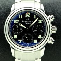 Blancpain Lady Chrono Flyback, stainless steel, NOS